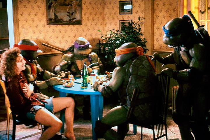 порно комикс черепашки ниндзя на русском