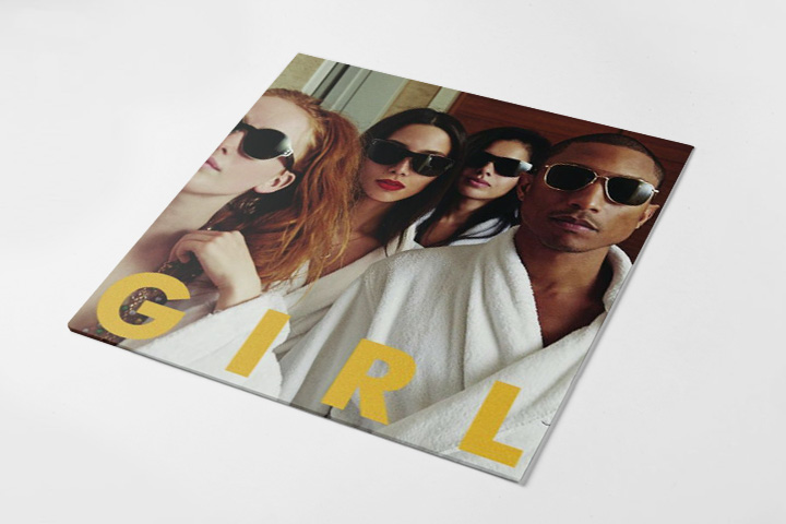 Pharell Williams «G I R L»