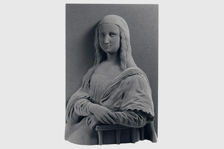 «Мона Лиза» для слепых