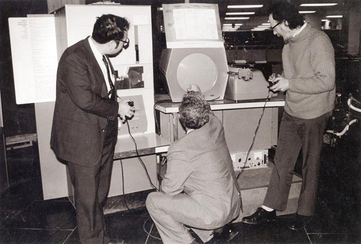 Так выглядел киберспорт в 1962 году