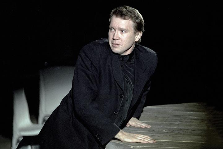 Евгений Миронов получал «Золотую маску» трижды
