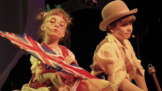 Театр: Мэри Поппинс Next