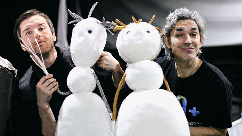 Театр: Школа снеговиков, Москва