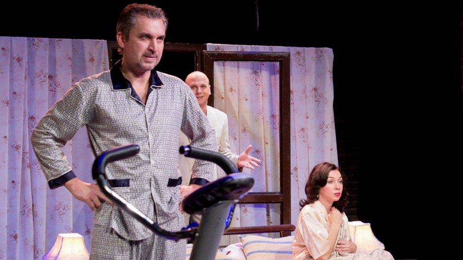 Театр: Еще один Джексон моей жены, Волгоград