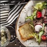 Ресторан Джонджоли - фотография 3 - Салат с ростбифом
