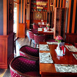 """Ресторан Пушкинист - фотография 2 - Зал """"Библиотека"""""""