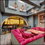 Ресторан Монополь - фотография 1 - 2-й этаж. Дегустационный зал.