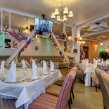 Ресторан Дюшес - фотография 3 - Банкетный зал
