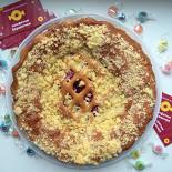 Ресторан Конфетки-бараночки - фотография 2 - Малиновый пирог