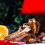 Ресторан Мясной клуб - фотография 6 - ребра в апельсиновом маринаде