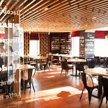 Ресторан Lambic - фотография 3 - Первый этаж
