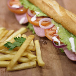 Ресторан Sandwich Club 2x2 - фотография 2