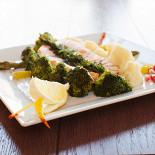 Ресторан Дюшес - фотография 1 - Филе лосося