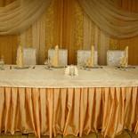 Ресторан Золотое время - фотография 2 - Банкетный зал Золотое Время