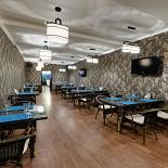 Ресторан Каспийский бриз - фотография 2 - Большой зал – 50 мест