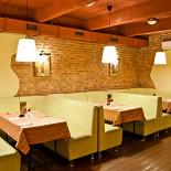 Ресторан Da Pino - фотография 5 - Банкетный зал.