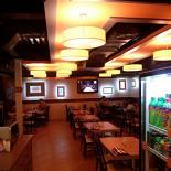 Ресторан Апельсин - фотография 3 - Интерьер кафе Апельсин, укромная вторая часть зала