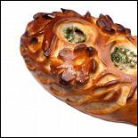 Ресторан Штолле - фотография 4 - Пирог с кроликом