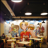Ресторан Питербургер - фотография 3