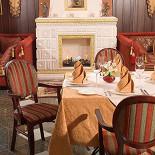 Ресторан Вилла Аю Даг - фотография 1 - Камин.