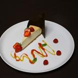 """Ресторан Токио City - фотография 1 - Чизкейк от шеф повара ресторана """"Tokyo City"""""""