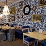 Ресторан Снегири - фотография 2 - Снегири на Долгоруковской