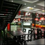 """Ресторан Грабли - фотография 3 - Грабли на Тульской. Торгово-деловой комплекс """"Тульский"""", 1 этаж."""