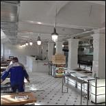 """Ресторан Столичный буфет - фотография 1 - Ресторан """"Столичный БУФЕТ"""" перед самым открытием """"1"""" июля 2012 года. На следующий день ресторан был полностью готов к работе. К сожалению, не сразу заработал гриль, т.к. пришлось ждать запуска вентиляционной системы. """"Столичный БУФЕТ"""" - уютный ресторан для любителей пообедать здоровой пищей!"""