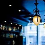 """Ресторан Марсель - фотография 5 - Зал """"Паб"""""""
