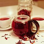 Ресторан Cup Cakes - фотография 3 - Чай в капкейке