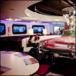 Ресторан The Pink Cadillac - фотография 1