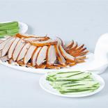 Ресторан Древний Пекин - фотография 1 - Утка по-Пекински