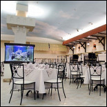 Ресторан Fantasia del Mare - фотография 2 - Верхний зал