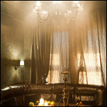 Ресторан Пятый океан - фотография 4 - Маленький VIP-зал