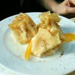 Ресторан П.О.П. - фотография 2 - Блинчики с мороженным