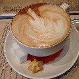 Ресторан Cafemax - фотография 1 - Bookcafe Cafemax