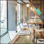 Ресторан Wine & Soul - фотография 2 - Основной зал