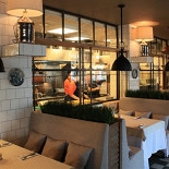 """Ресторан Любимый - фотография 5 - 15-метровая панорамная кухня ресторана """"ЛЮБИМЫЙ"""""""
