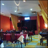 Ресторан Тема - фотография 1 - Общий вид зала