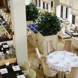 Ресторан Лесное - фотография 3 - 1-й этаж.