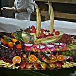 Ресторан Султанат - фотография 4 - Полезные фруктовые шедевры