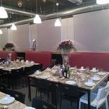 Ресторан 2.0 - фотография 3 - Вариант зала свадебного банкета на 80 персон