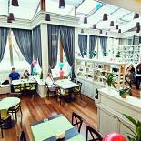 Ресторан Da Pino - фотография 2 - Основной зал.