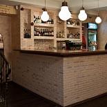 Ресторан Мимино - фотография 6 - Барная стойка заведения.