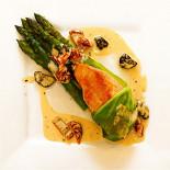 Ресторан Древо - фотография 3 - Индейка со спаржей 390 руб