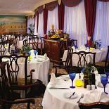 Ресторан Граци - фотография 1 - Ресторан Граци - блюда международной и российской кухни придутся по вкусу искушенному гурману.