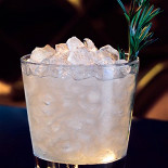 "Ресторан Romanov Bar - фотография 5 - Коктейль ""Tokyo"""