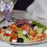 Ресторан 123 - фотография 6 - Салат Греческий