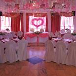 Ресторан Любить по-русски - фотография 4 - Розовый зал