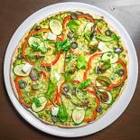 Ресторан Grand Pizza - фотография 5 - Пицца Греческая